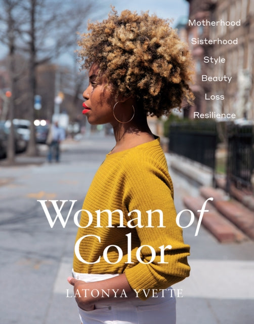 Woman of Color-9781419732942