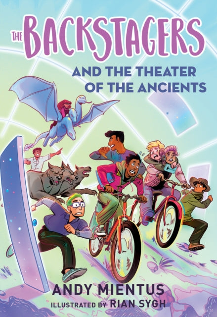 The Backstagers and the Theater of the Ancients (Backstagers #2)-9781419742705