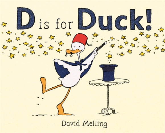 D is for Duck!-9781444931105
