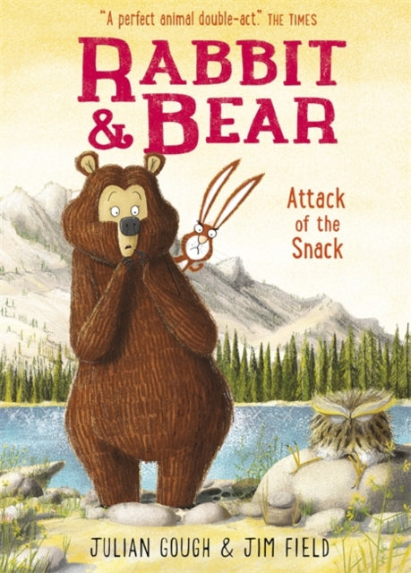 Rabbit and Bear: Attack of the Snack : Book 3-9781444938173