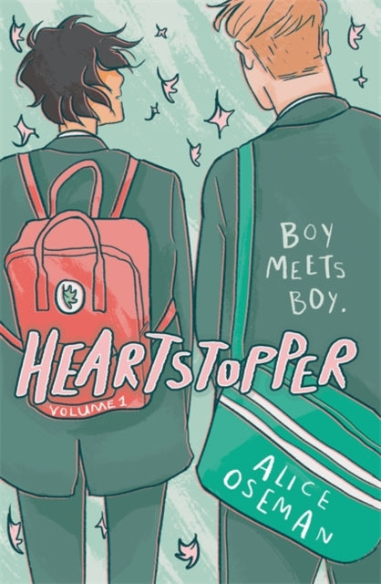 Heartstopper Volume One-9781444951387