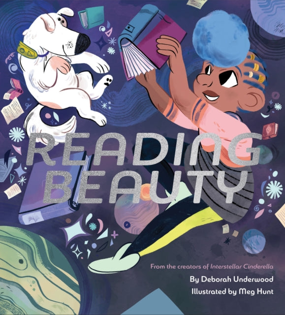 Future Fairy Tales: Reading Beauty-9781452171296