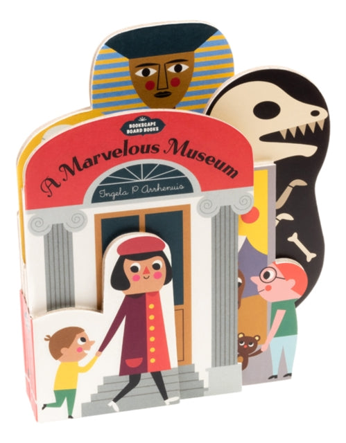 Bookscape Board Books: A Marvelous Museum-9781452174921