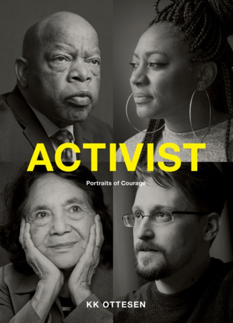 Activist : Portraits of Courage-9781452182773
