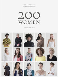 200 Women : Who Will Change The Way You See The World-9781452184654