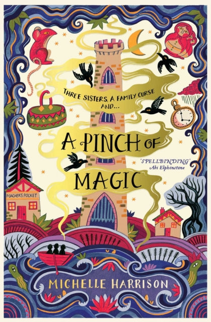 A Pinch of Magic-9781471124297