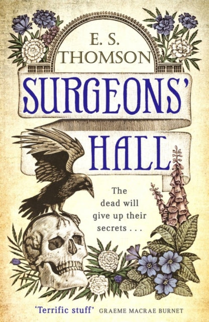 Surgeons' Hall : A dark, page-turning thriller-9781472126603