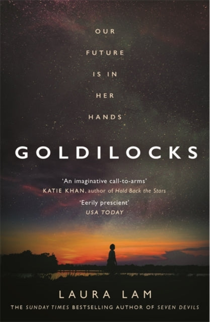 Goldilocks : The boldest high-concept thriller of 2020-9781472267634