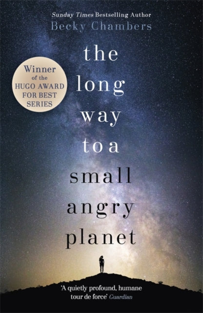 The Long Way to a Small, Angry Planet : Wayfarers 1-9781473619814