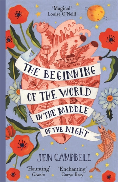 The Beginning of the World in the Middle of the Night : an enchanting collection of modern fairy tales-9781473653559