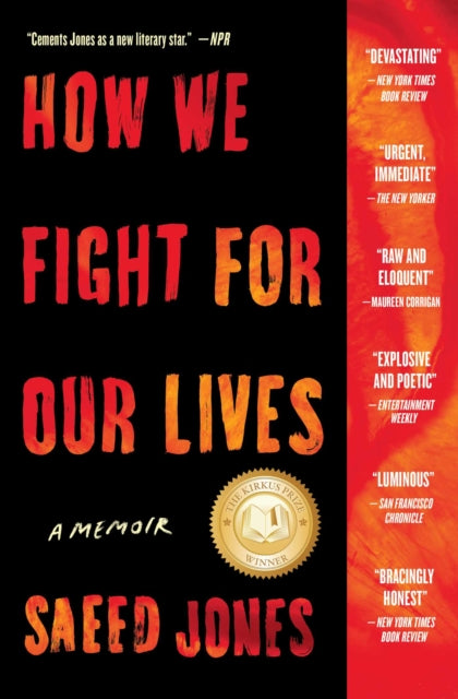 How We Fight for Our Lives : A Memoir-9781501132742