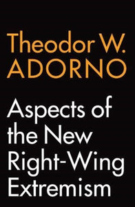 Aspects of the New Right-Wing Extremism-9781509541454