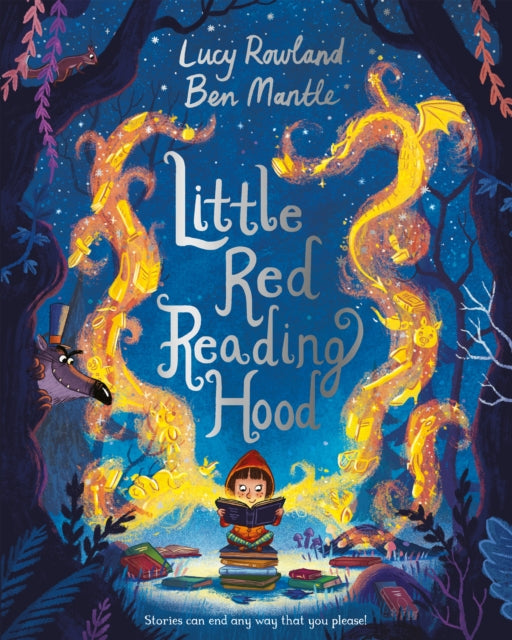 Little Red Reading Hood-9781509825226