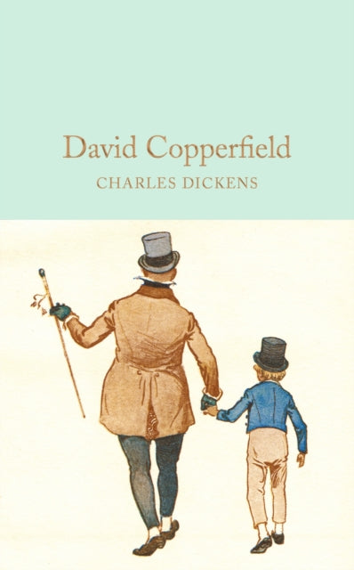 David Copperfield-9781509825394