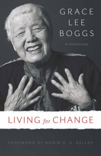 Living for Change : An Autobiography-9781517901486