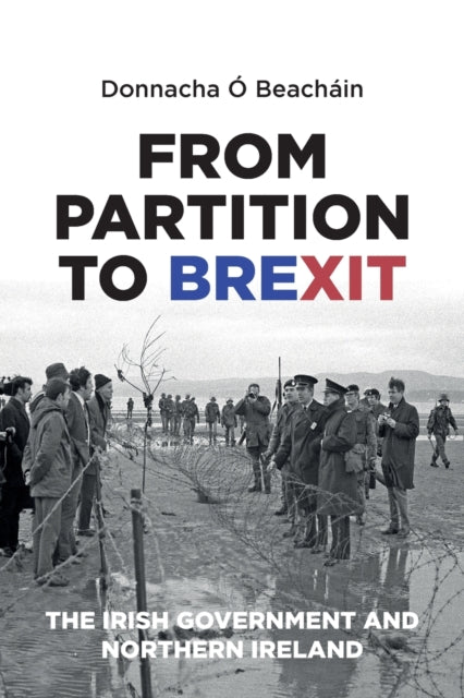 From Partition to Brexit : The Irish Government and Northern Ireland-9781526132956