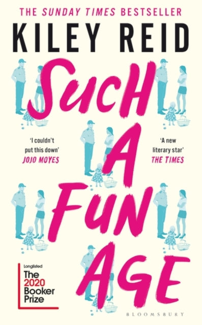 Such a Fun Age : Longlisted for the 2020 Booker Prize-9781526612144