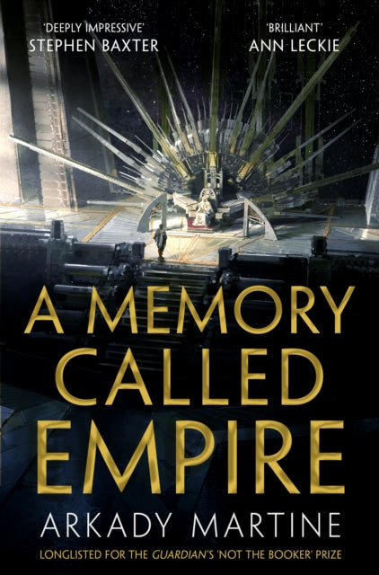 A Memory Called Empire : Winner of the 2020 Hugo Award for Best Novel-9781529001594