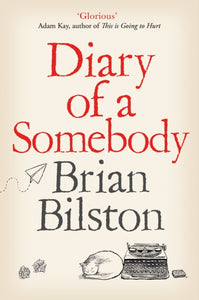Diary of a Somebody-9781529005561