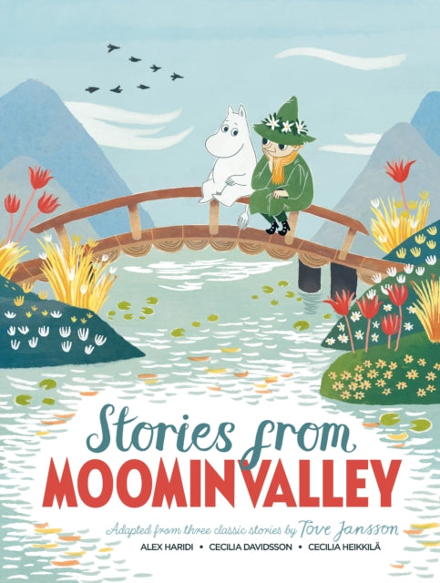 Stories from Moominvalley-9781529009491