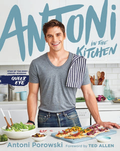 Antoni in the Kitchen-9781529010336