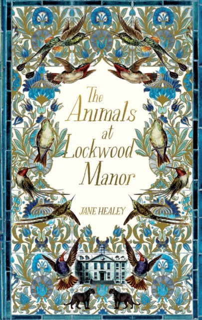 The Animals at Lockwood Manor-9781529014174