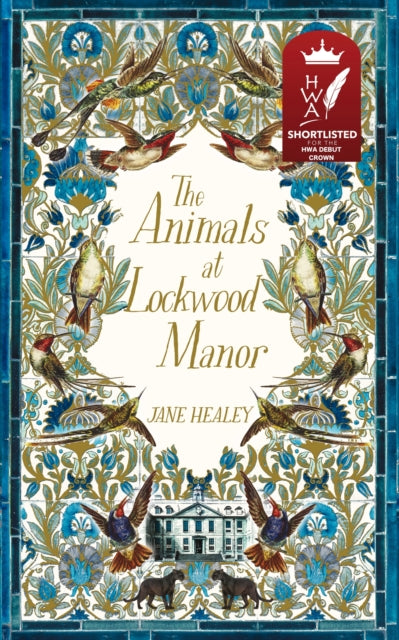 The Animals at Lockwood Manor-9781529014181