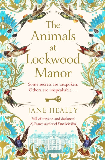 The Animals at Lockwood Manor-9781529014198