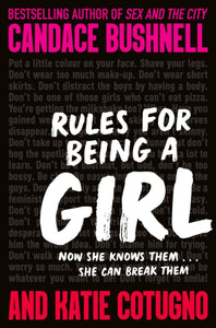 Rules for Being a Girl-9781529036084