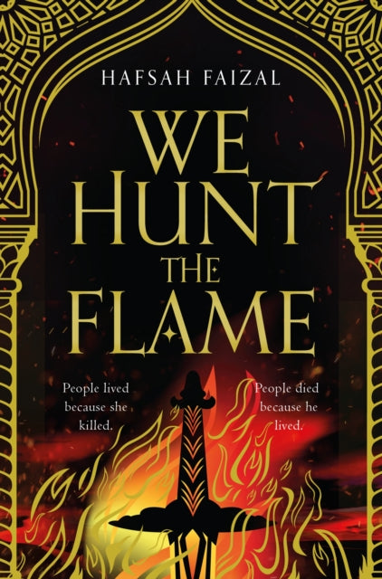 We Hunt the Flame-9781529045178