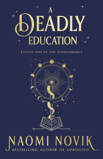 A Deadly Education-9781529100853