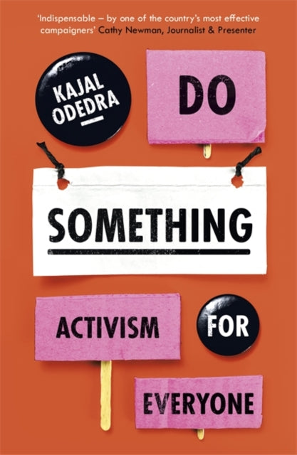 Do Something : Activism for Everyone-9781529355468