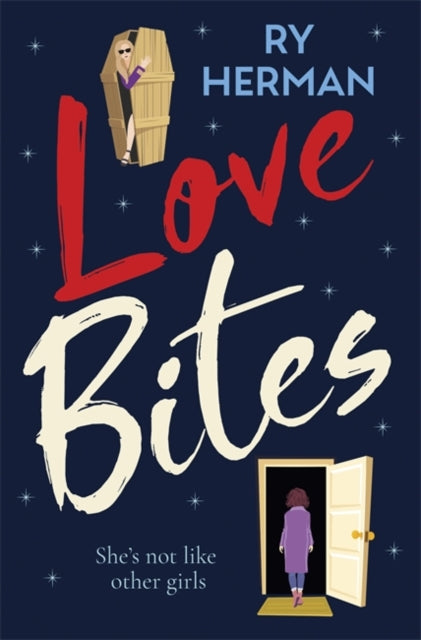 Love Bites : A laugh-out-loud feel-good queer romance with a paranormal twist-9781529406306