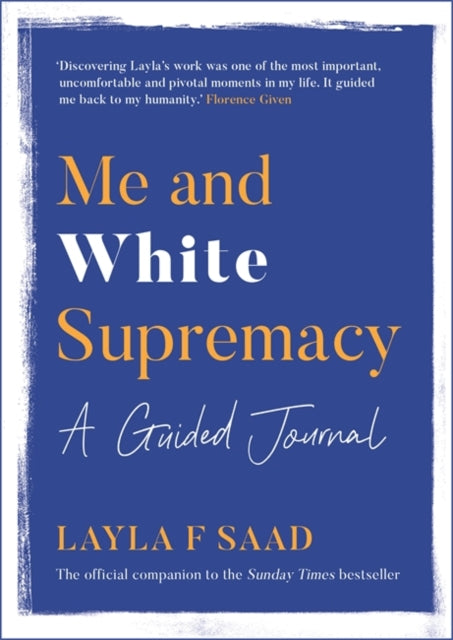 Me and White Supremacy: A Guided Journal-9781529413762