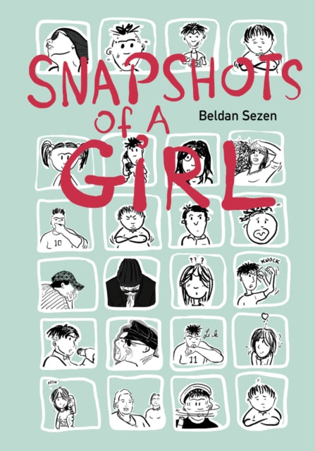 Snapshots Of A Girl-9781551525983