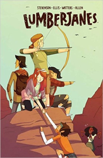 Lumberjanes Vol. 2 : Friendship To The Max : 2-9781608867370