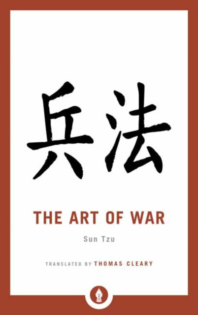 The Art of War-9781611806977