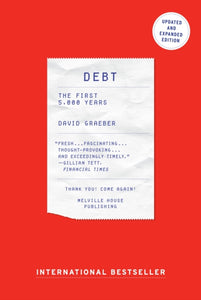 Debt : The First 5000 Years-9781612194196