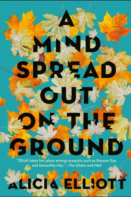 A Mind Spread Out On The Ground-9781612198668