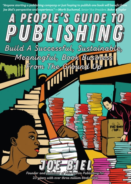A People's Guide To Publishing-9781621062851
