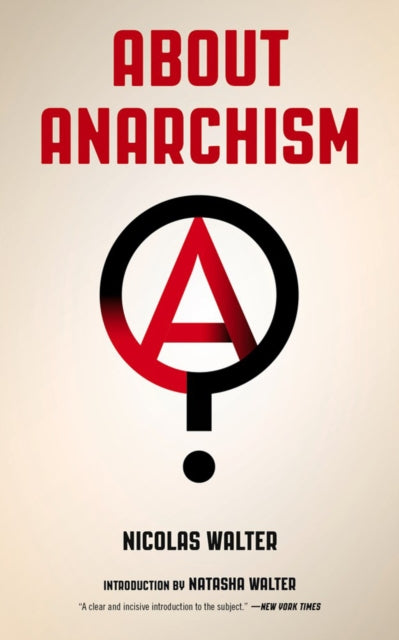 About Anarchism-9781629636405