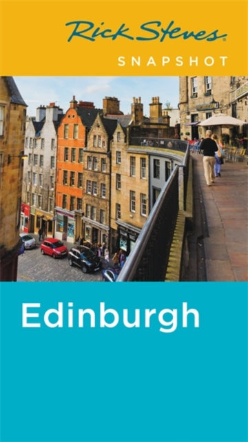 Rick Steves Snapshot Edinburgh (Second Edition)-9781631218200