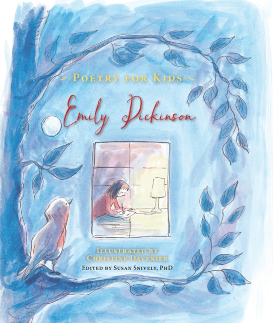 Poetry for Kids: Emily Dickinson-9781633221178