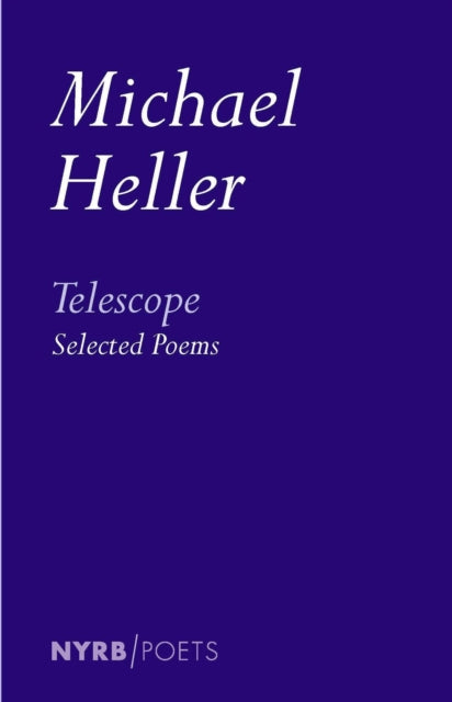 Telescope : Selected Poems-9781681374062