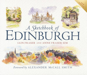 A Sketchbook of Edinburgh-9781780276212