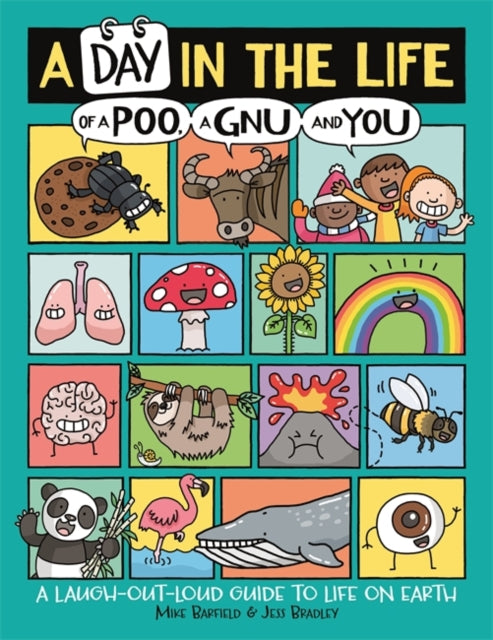A Day in the Life of a Poo, a Gnu and You-9781780556468