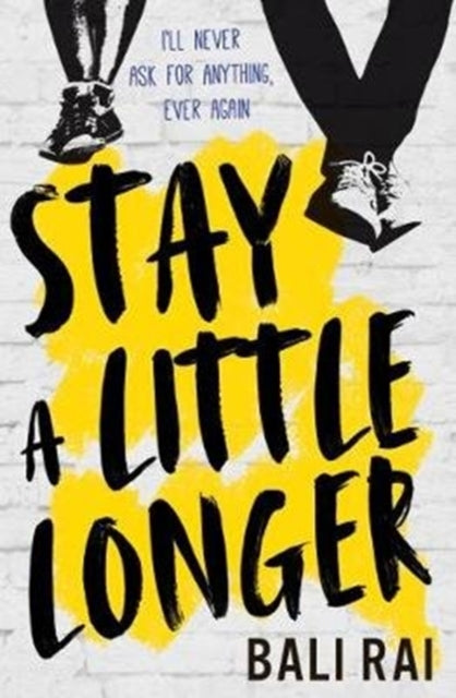 Stay A Little Longer-9781781128329
