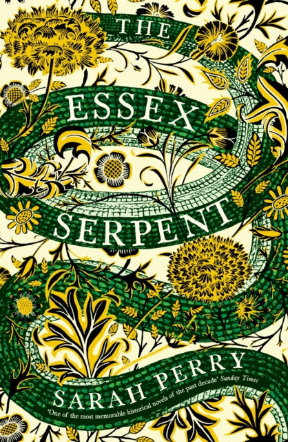 The Essex Serpent : The number one bestseller and British Book Awards Book of the Year-9781781255452