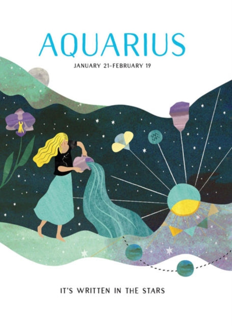 Astrology: Aquarius-9781781453926