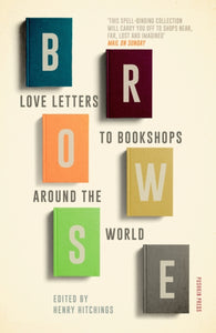 Browse : Love Letters to Bookshops Around the World-9781782272960
